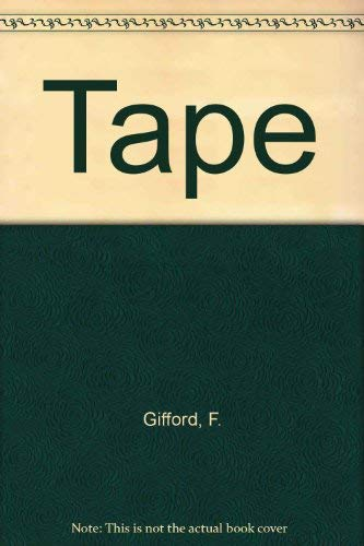 9780895821638: Tape