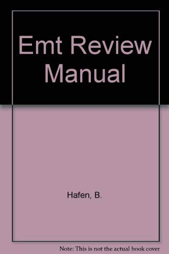9780895821669: Emt Review Manual