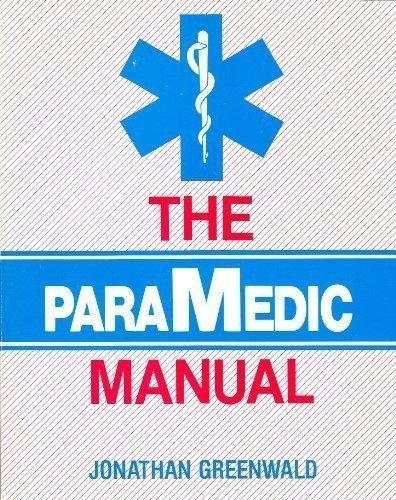 9780895821676: Paramedic Manual