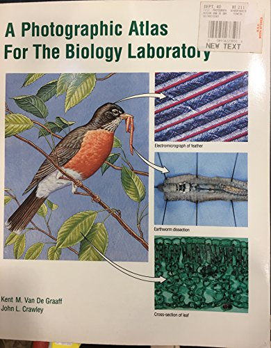 9780895822383: A Photographic Atlas for the Biology Laboratory