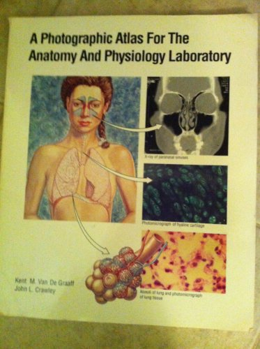 9780895822390: Photographic Atlas for the Anatomy and Physiology Laboratory
