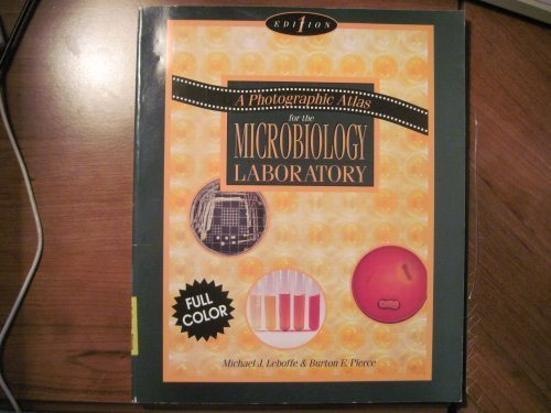 9780895823083: A Photographic Atlas for the Microbiology Laboratory