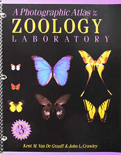 9780895823823: Photographic Atlas For The Zoology Lab