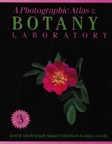 9780895823830: Photographic Atlas For The Botany Lab