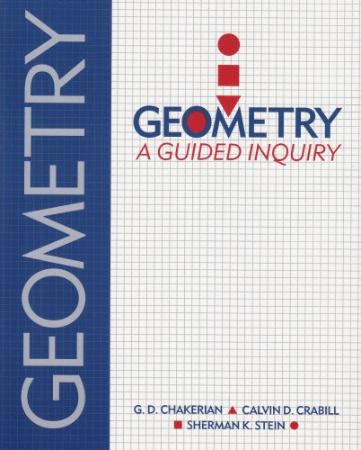 9780895824301: Geometry: A Guided Inquiry