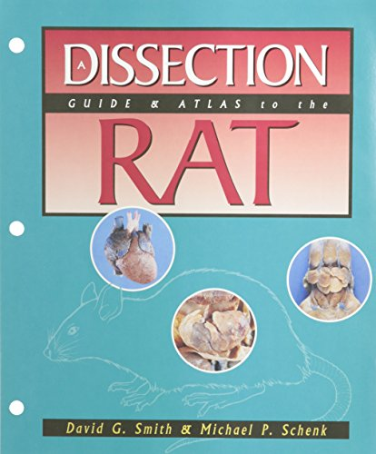 9780895825124: Dissection Guide & Atlas to the Rat