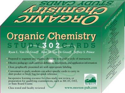 9780895825773: Organic Chemistry Study Cards