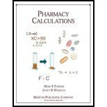 9780895825797: Pharmacy Calculations
