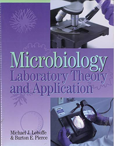 9780895826121: Microbiology Laboratory Theory and Application, 1st Edition