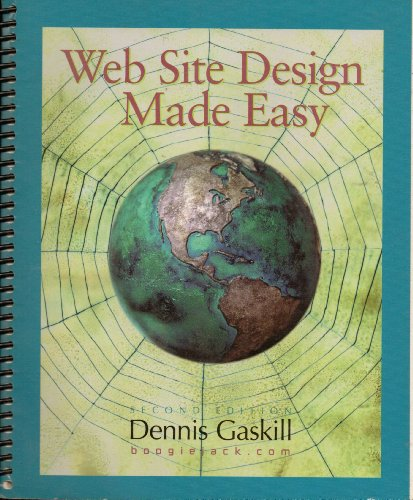 9780895826398: Web Site Design Made Easy, Second Edition