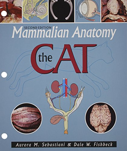 9780895826831: Mammalian Anatomy: The Cat