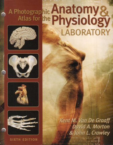 9780895826985: A Photographic Atlas for the Anatomy & Physiology Laboratory, 6th Edition