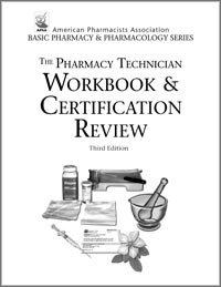 9780895827371: Pharmacy Technician Workbook & Certification Review