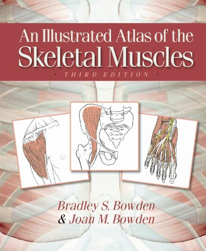 9780895828088: An Illustrated Atlas of the Skeletal Muscles, 3rd Edition