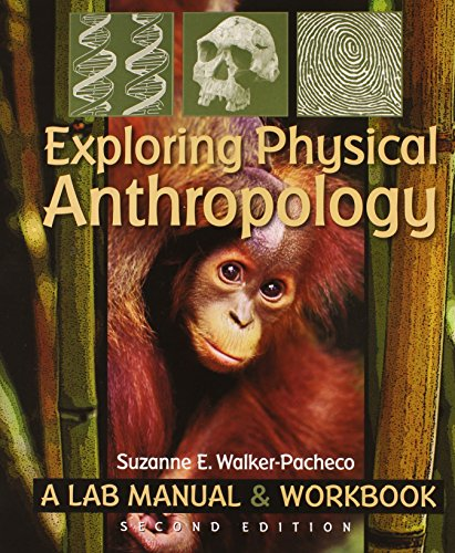 9780895828118: Exploring Physical Anthropology: A Lab Manual & Workbook (2nd Edition)