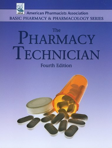 9780895828286: The Pharmacy Technician (Basic Pharmacy & Pharmacology) (American Pharmacists Association Basic Pharmacy & Pharmacology)