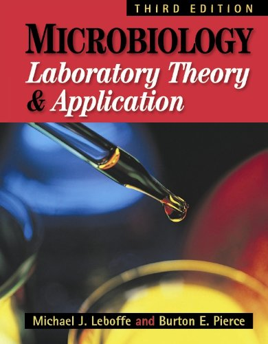 9780895828309: Microbiology: Laboratory Theory and Application, Third Edition