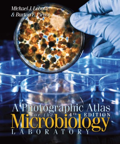 9780895828729: A Photographic Atlas for the Microbiology Laboratory