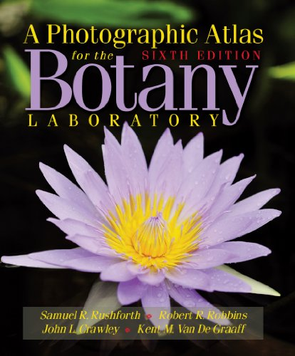9780895829481: A Photographic Atlas for the Botany Laboratory