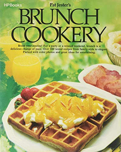 Brunch Cookery: Pat Jester; George