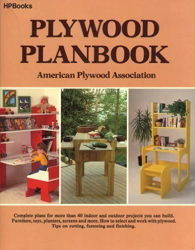 Plywood Planbook.: American Plywood Association