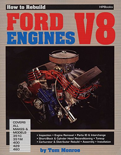 9780895860361: How to Rebuild Ford V-8 Engines
