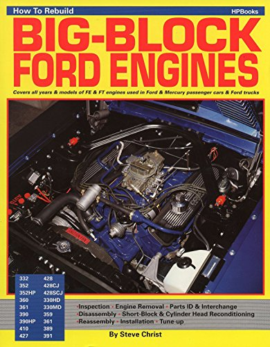 9780895860705: How to Rebuild Big-Block Ford Engines