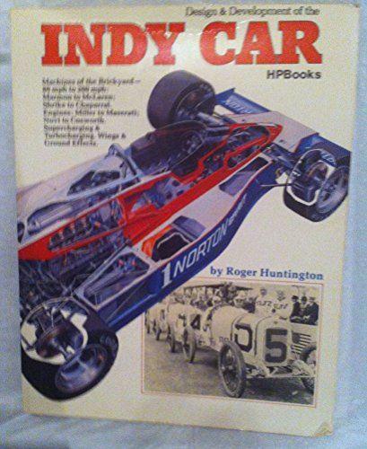 9780895861030: Design & Development of the INDY CAR