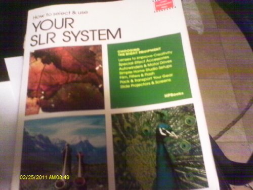 Slr System (Learn photography series): Eaglemoss Publications