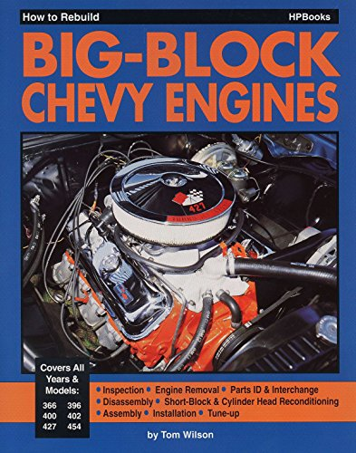 9780895861757: How to Rebuild Big-Block Chevy Engines