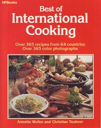 9780895862785: Best of International Cooking: Over 365 Recipes from 64 Countries
