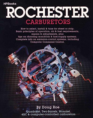 9780895863010: Rochester Carburetors: Tune, Rebuild or Modify