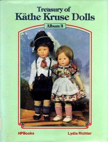 Treasury of Kathe Kruse Dolls (Album 3): Lydia Richter