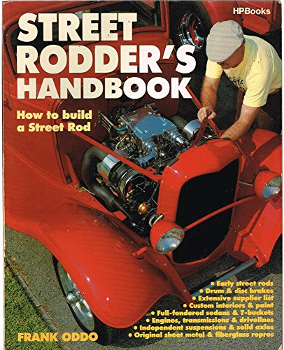9780895863690: Street Rodder's Handbook