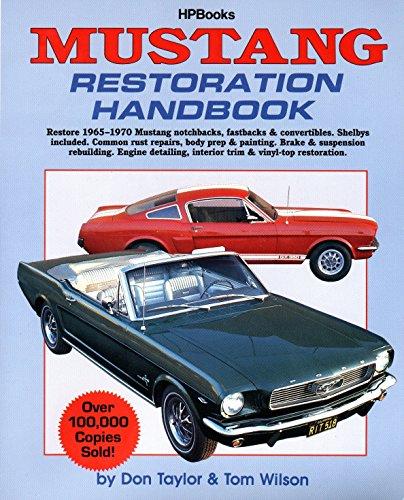 9780895864024: Mustang Restoration Handbook