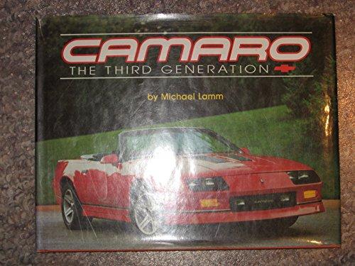 9780895864604: Camaro 3 Gen Hc Hp606