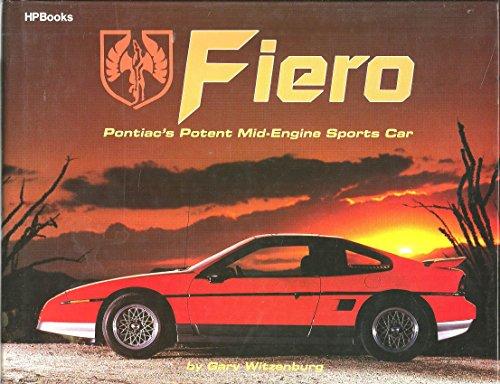 9780895864871: Fiero - Pontiac's Potent Mid-Engine Sports Car
