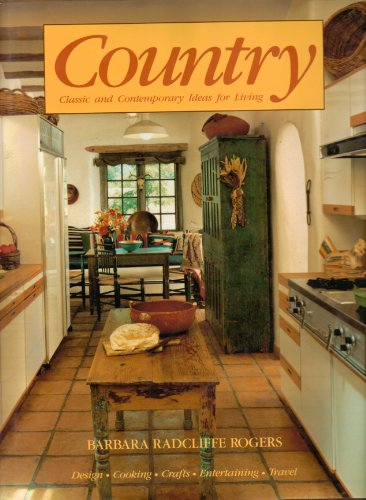 9780895867445: Country: Classic and Contemporary Ideas for Living