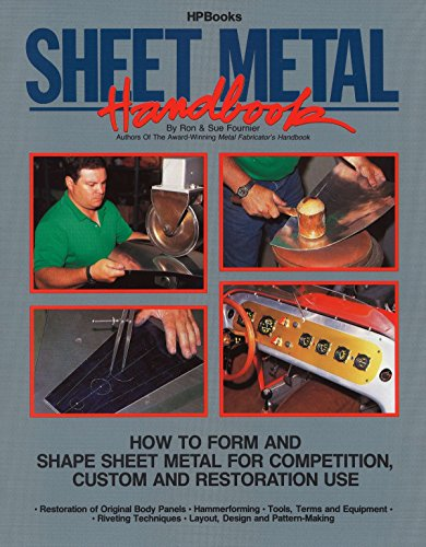 9780895867575: Sheet Metal Handbook: How to Form and Shape Sheet Metal for Competition, Custom and Restoration Use