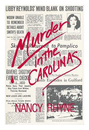 MURDER IN THE CAROLINAS