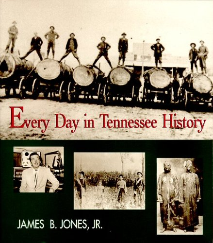 9780895871442: Every Day in Tennessee History