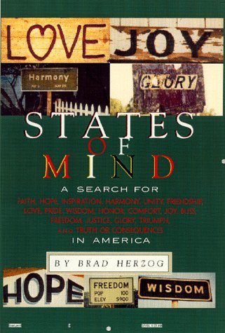 States of Mind: A Search for Faith,: Herzog, Brad
