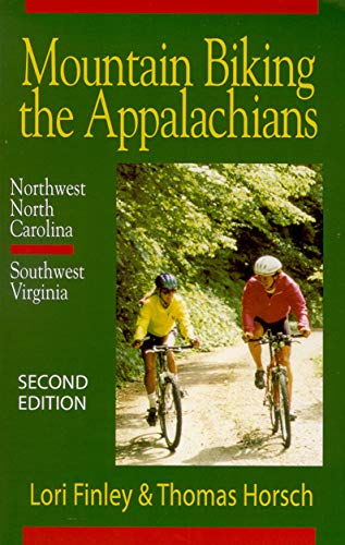 9780895872050: Mountain Biking the Appalachians: Northwest North Carolina Southwest Virginia