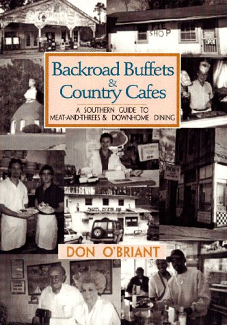 9780895872210: Backroad Buffets and Country Cafes
