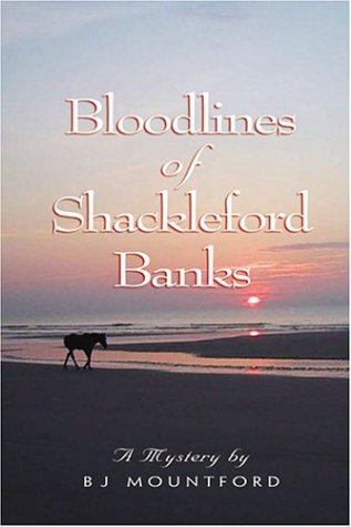 9780895872920: Bloodlines of Shackleford Banks: A Mystery