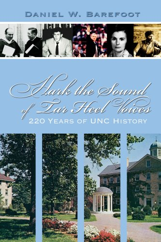 9780895873651: Hark the Sound of Tar Heel Voices: 220 Years of UNC History (Real Voices, Real History)