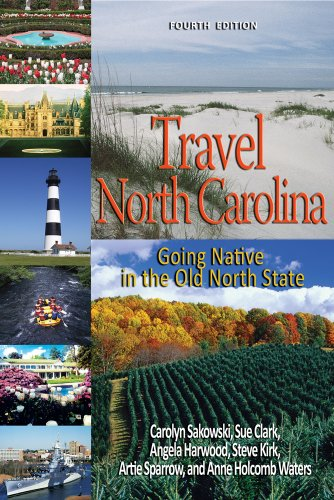9780895873798: Travel North Carolina: Going Native in the Old North State