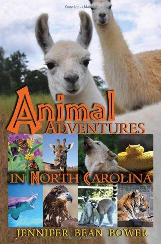 Animal Adventures in North Carolina: Jennifer Bean Bower