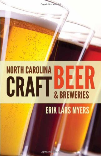 9780895875716: North Carolina Craft Beer & Breweries