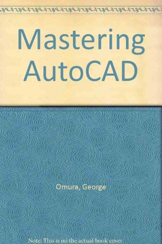 9780895883780: Mastering AutoCAD